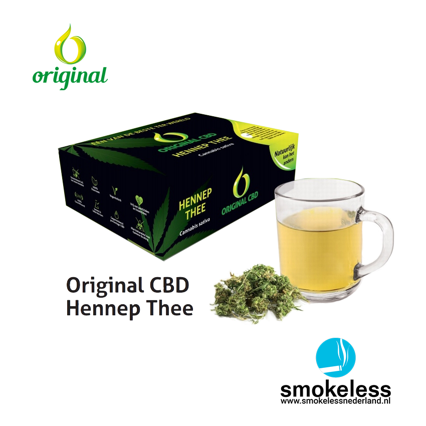 Original CBD Hennep Thee